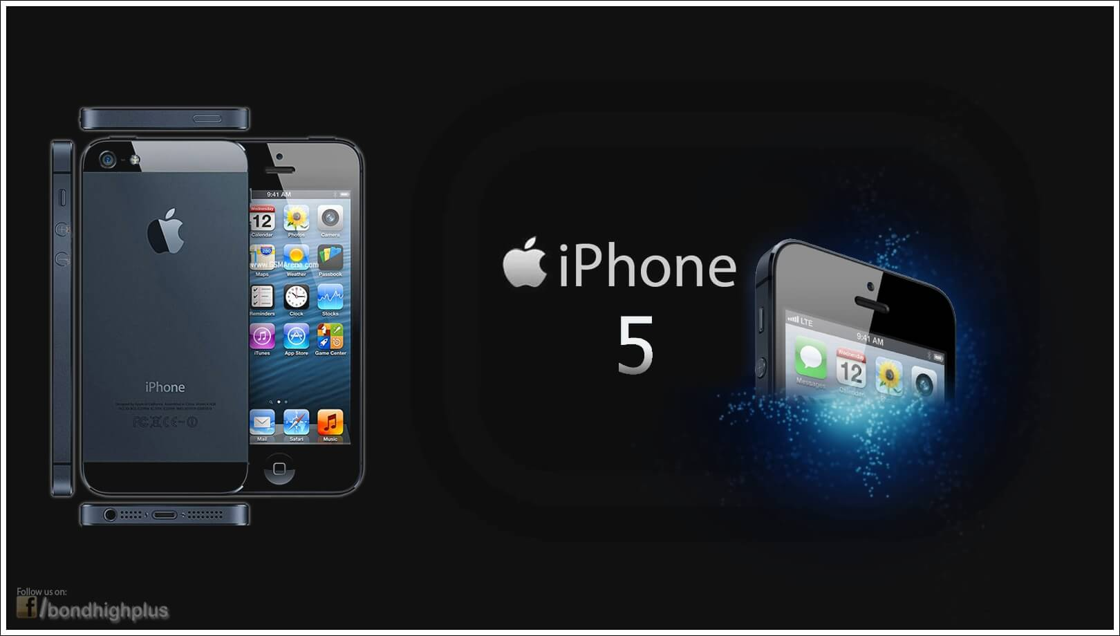 Differences between Apple iPhone 5 and 4S