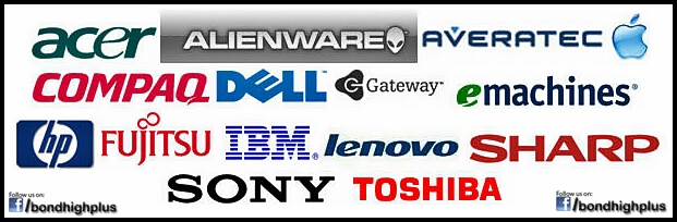 Computer Companies Logo