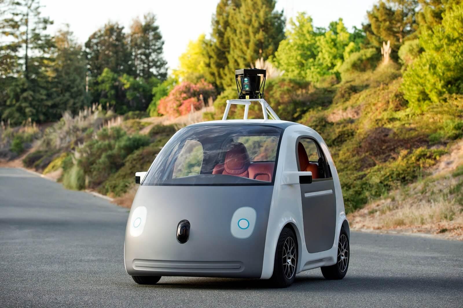 Google's self-driving car Waymo